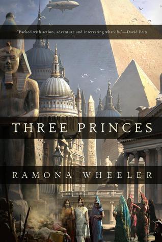 Three Princes book cover