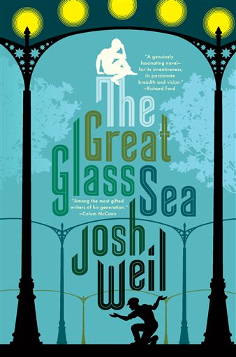 Book Cover: The Great Glass Sea