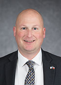 The smug, woman-hating face of Texas State Representative Tony Tinderholt