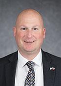 The smug, woman-hating face of Texas State Representative Tony Tinderholt