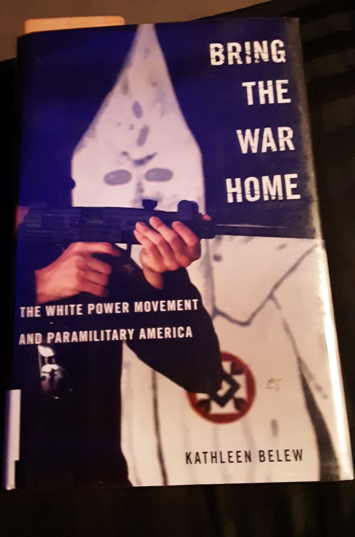book: Bring the War Home