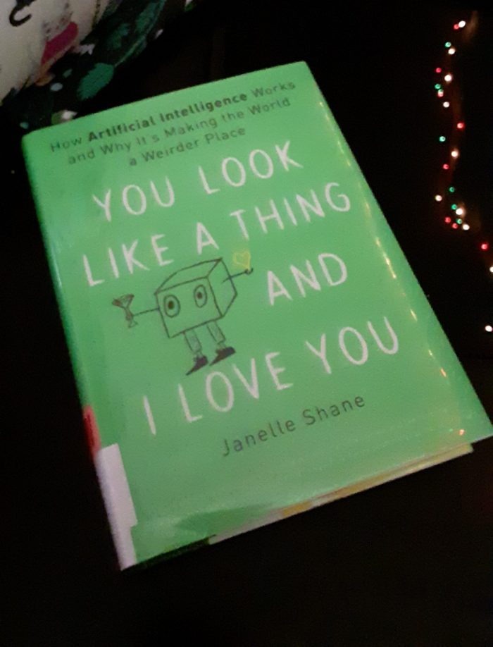 book: You Look Like a Thing and I Love You