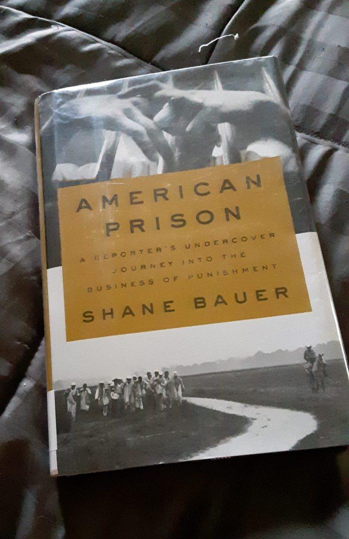 book: American Prison