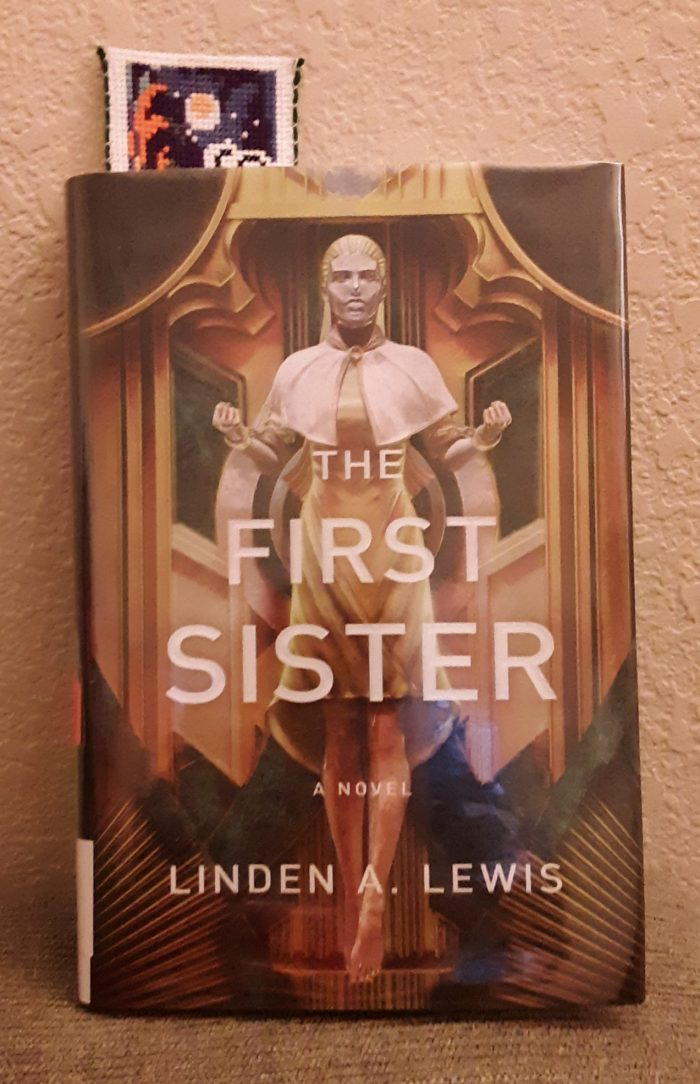 book: The First Sister