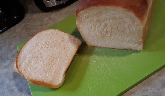 potato bread cross section