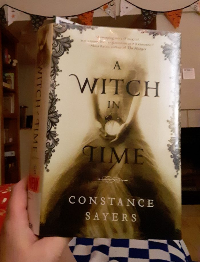 book: A Witch in Time