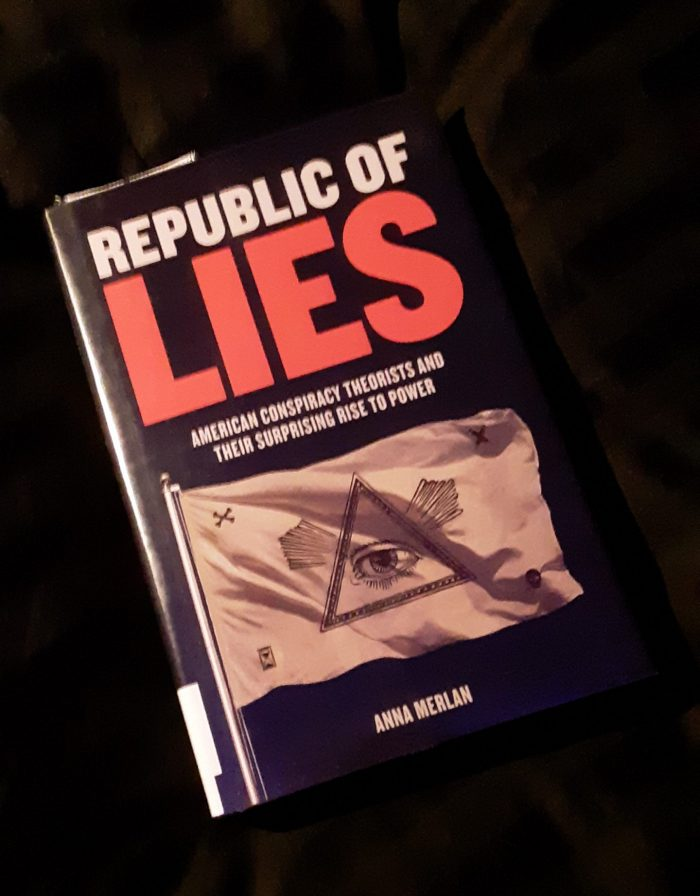 book: Republic of Lies