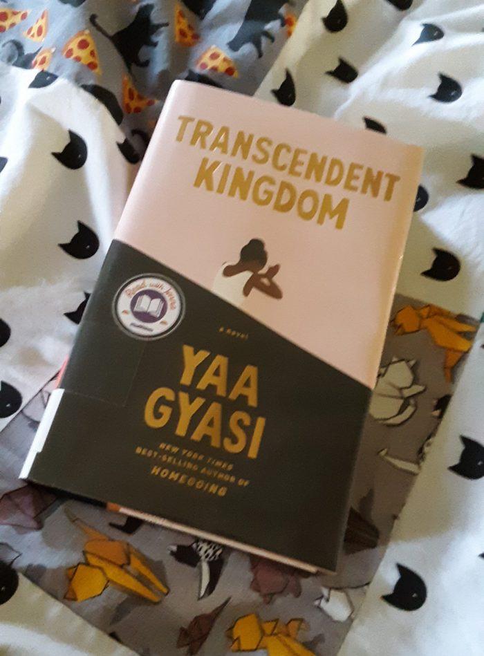 book: Transcendent Kingdom