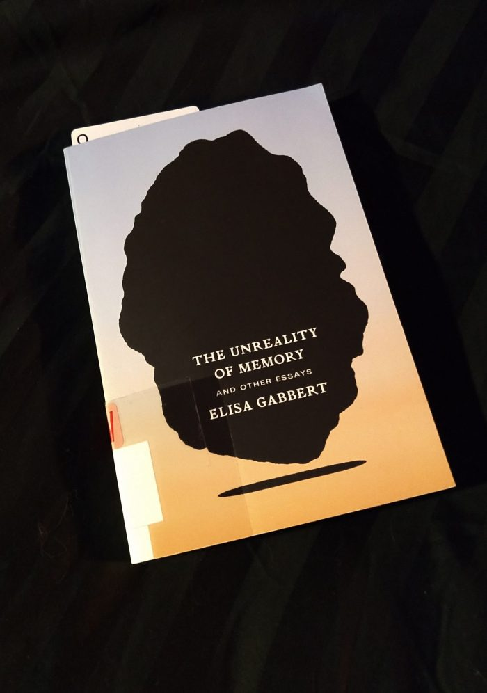 book: The Unreality of Memory