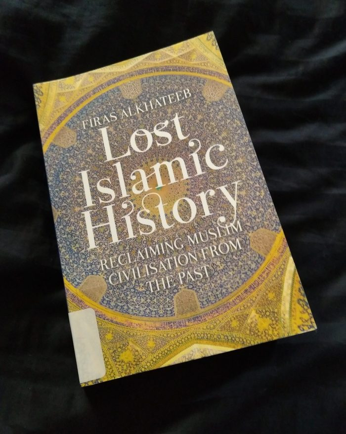 book: Lost Islamic History