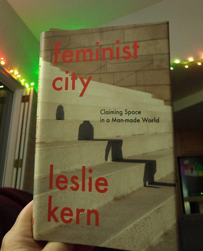 book cover: Feminist City by Leslie Kern