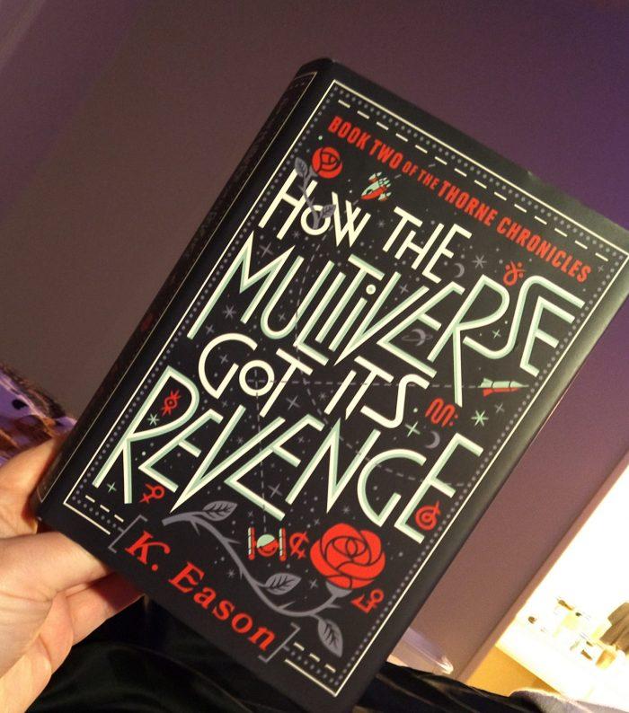 hardback book: How the Multiverse Got Its Revenge